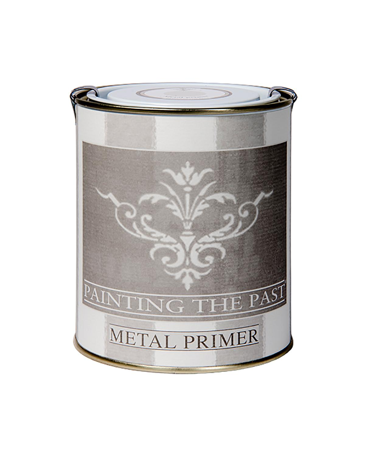 Painting the Past metal primer