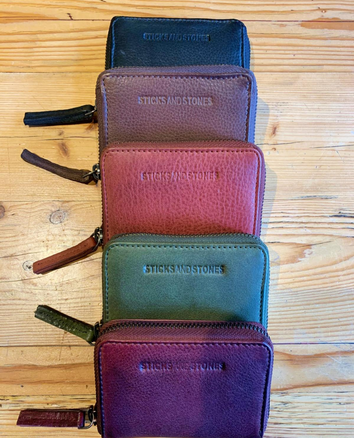 Hudson wallet small Sticksandstones